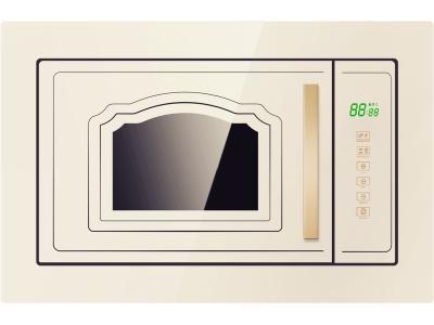 Встраиваемая СВЧ печь DAUSCHER DBM-2800BJ, бежевый