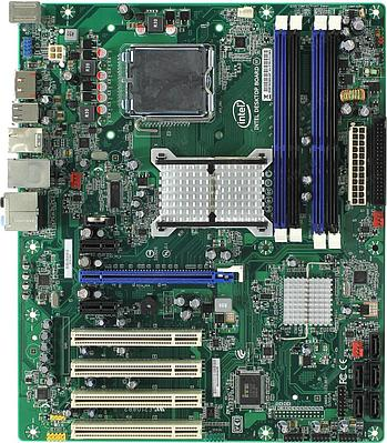 Материнская плата Intel BLKDP43BF