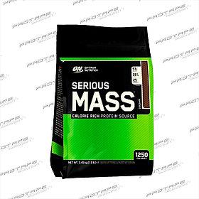 Гейнер SERIOUS MASS Optimum Nutrition  5450гр.