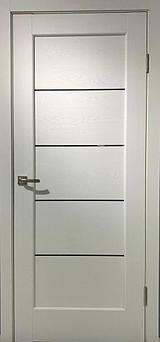 Межкомнатная дверь ДЛ 705 - Белый Ясень