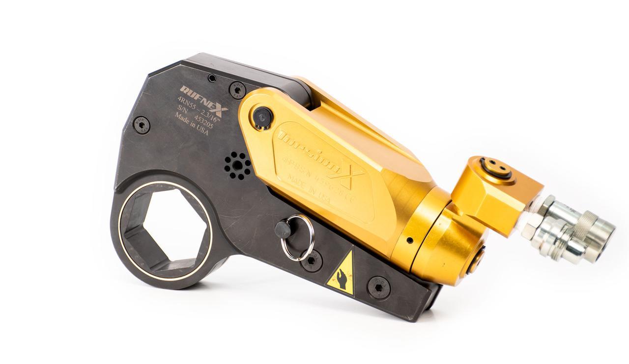 Ключи кассетные гидравлические с ультра низким профилем TorsionX (220 Hm - 39,130 Nm)