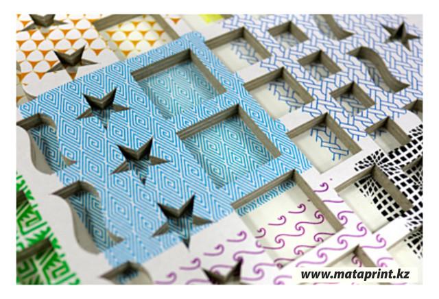 Режим LD mode для печати на неровных поверхностях