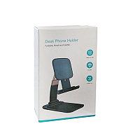 Складной Настольный держатель для телефона, Офисная Подставка для планшета, разъем для зарядки