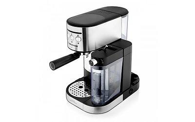 Кофеварка BRAYER BR1102 серебристый