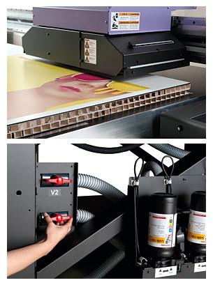 Mimaki JFX200-2513: прямая печать на толстых материалах