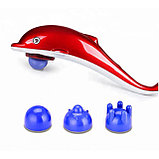 Ручной вибромассажер для тела Дельфин, фото 3