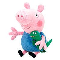 Мягкая игрушка «Свинка Джордж» большая