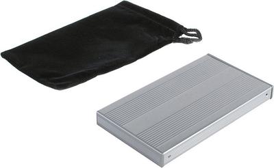 "External 2,5"" Case SATA to USB 2.0, Agestar SUB2S, power via USB, silver"