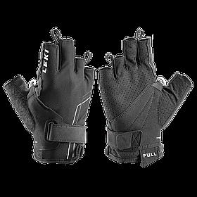 Перчатки со встроенным темляком LEKI Nordic Breeze Shark Short