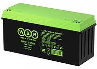 Карбоновый аккумулятор WBR GPC12-150K (12В, 150Ач), фото 1