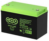 Карбоновый аккумулятор WBR GPC12-100K (12В, 100Ач), фото 1