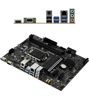 MB Socket1200, MATX, iB560 (D-Sub+HDMI, GNIC), MSI B560M-A Pro, 2DDR4, PCIx16, 2PCIx1