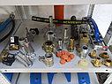 Соединение быстросъемное соединение 13 мм ( разъем ) Geka (Гека) 1/2 с внутренней резьбой, фото 4
