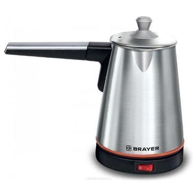 Кофеварка BRAYER BR1140 серый