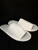 Одноразовые тапочки с открытым мысом (6 мм, 43 размер)