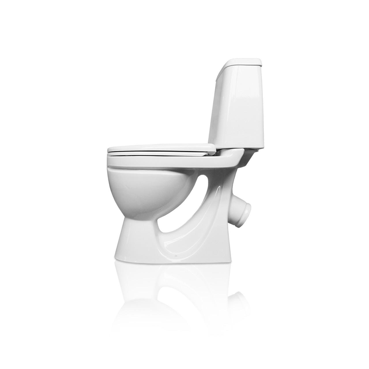 Унитаз sanita идеал