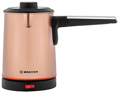 Кофеварка BRAYER BR1141 медный