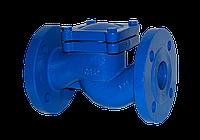 Клапаны обратные подъѐмные (горизонтальные) фланцевые чугунные Н41Т-16 (Ру-16) диаметры от Ду50 до Ду1200