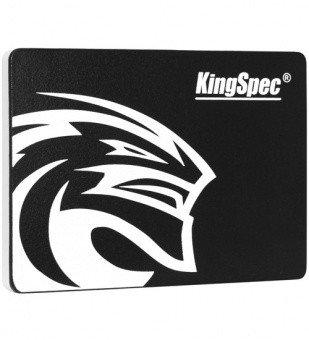 SSD SATA 960 GB KingSpec P4-960, SATA 6Gb/s черный накопитель