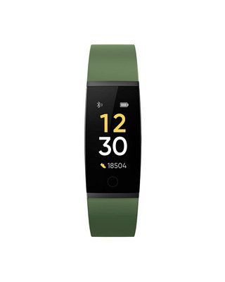 Фитнес браслет Realme Band RMA 183 green зеленый