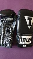 Перчатки боксерские Title