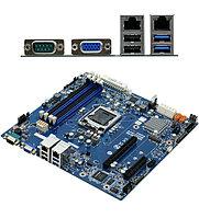 Материнская плата Gigabyte MX31-BS0 1.1C MB Socket1151, MATX, iC232 (D-Sub, 2GNIC), 4DDR4, PCIx16, PCIx8