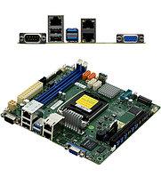 Материнская плата SuperMicro MBD-X11SCL-IF-O MB Socket1151, mITX, iC242 (D-Sub, GNIC) 2DDR4, PCIx16