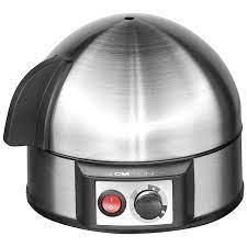 Яйцеварка CLATRONIC EK-3321 черный/серебро