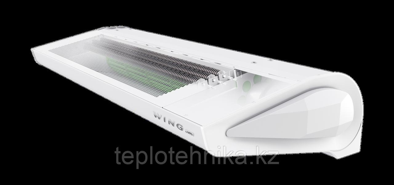 Воздушная завеса с электрическим нагревателем WING II E100 EC - фото 1