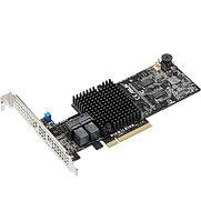 Карта RAID Asus 3108-8I/16PD PIKE II Card 240P/2G, SAS, 8 ports, PIKE interface, SAS 12 Gb/s, support RAID
