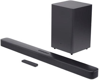 Саундбар JBL 2.1 300Вт+200Вт черный (JBLBAR21DBBLKEP)