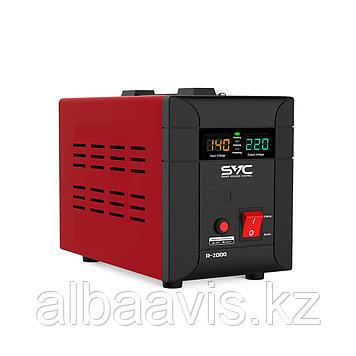 Стабилизатор напряжения для настенного размещения 2000 ватт. Однофазный стабилизатор напряжения.