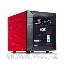 Стабилизатор напряжения для настенного размещения 3000 ватт. Однофазный стабилизатор напряжения.