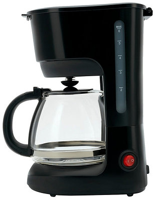 Кофеварка Polaris PCM 0632 черный