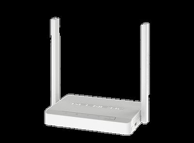 Роутер Keenetic DSL, [KN-2010], WiFi 4(300M), 4x10/100M, USB