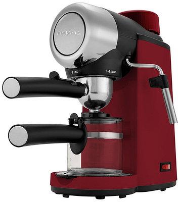 Кофеварка Polaris PCM 4007A (красный)