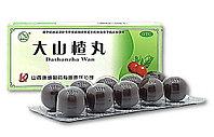 Медовые пилюли для нормализации пищеварения Да Шаньчжа Вань (Dashanzha Wan), 10 штук