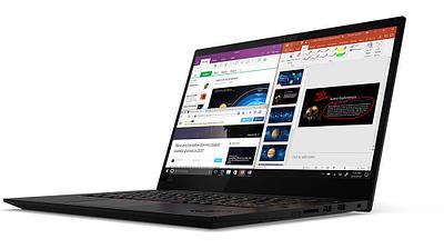 Ноутбук Lenovo ThinkPad X1 Extreme 15, черный