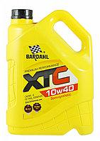 Масло Моторное Полусинтетическое BARDAHL XTC 10W40 5L