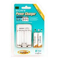 Зарядное устройство AA/AAA + Ni-Mh аккумуляторы Sony CycleEnergy BCG-809HNB