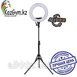 Кольцевой свет LED со стойкой и пультом