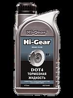 Тормозная жидкость dot-4 473мл HG7044R