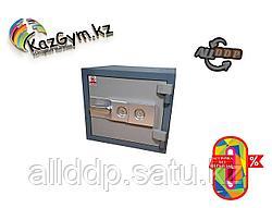 Сейф огнестойкий K3-400SS (40X45X40см, 75кг.)