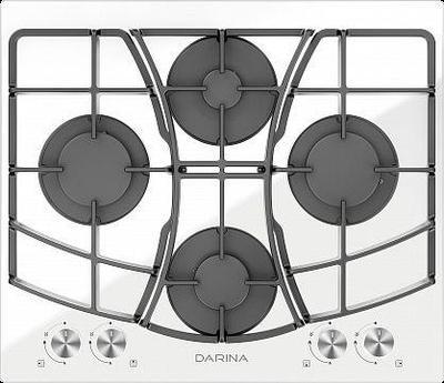 Встр. поверхность газовая DARINA 1T BGC 341 12 B белый