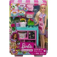 Кукла Барби «Флорист» с цветочным магазином