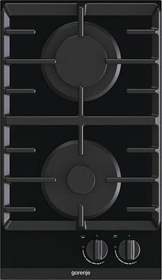 Встроенная поверхность газовая Gorenje GC321B черный