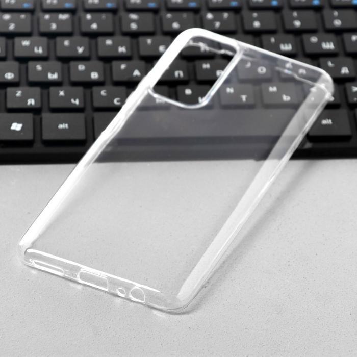 Чехол Innovation, для Honor 10X Lite, силиконовый, прозрачный - фото 3