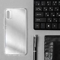 Чехол Innovation, для Xiaomi Redmi 9A, силиконовый, прозрачный