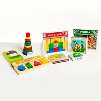 Набор «Я расту» 8 игрушек, от 1,5 лет