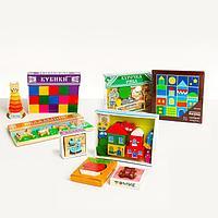 Набор «Я играю» 9 игрушек, от 2 лет